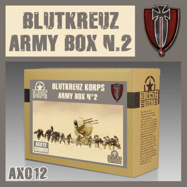 Dust - BlutKreuz Korps Army Box 2