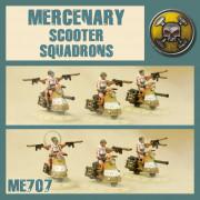 Dust - Mercenary Scooter Squadrons