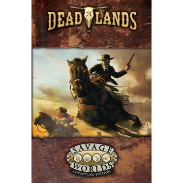 Deadlands The Weird West - Core Rulebook