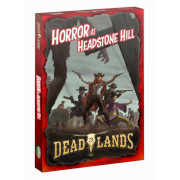 Deadlands The Weird West -  Horror at Headstone Hill - Boxed Set