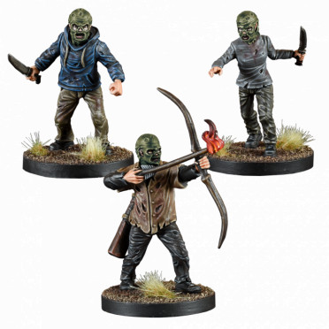The Walking Dead : Call To Arms - The Whisperers Booster