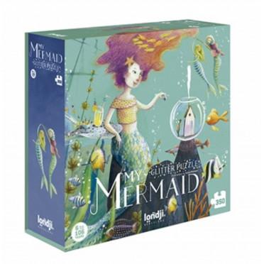 Puzzle - My Mermaid - 350 Pièces