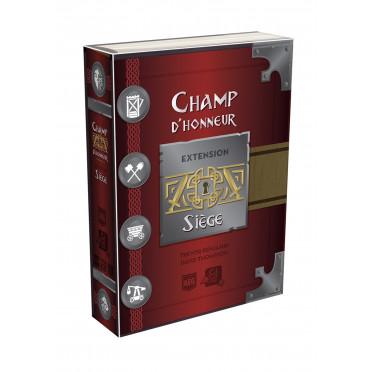 Champ d'honneur extension : Siège