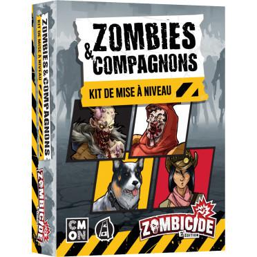 Zombicide : Zombies & Companions Upgrade Kit