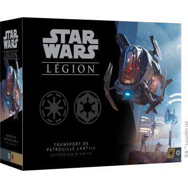 Star Wars : Légion - Transport de Patrouille LAAT/le