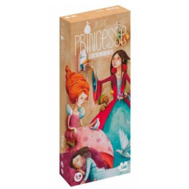 Puzzle - Je suis Princesse - 100 Pièces