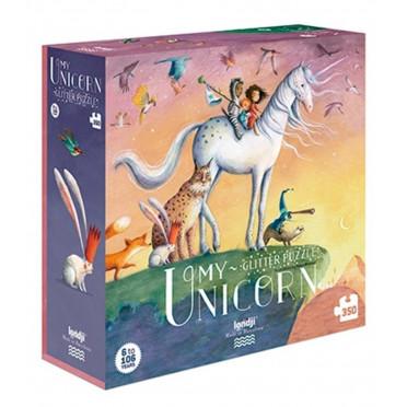 Puzzle - My Unicorn - 350 Pièces
