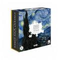 Puzzle - Vincent Van Gogh - Nuit Etoilée - 1000 Pièces 0