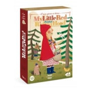 Puzzle -My Little Red - 36 Pièces