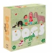 Puzzle -Dogs - 49 Pièces