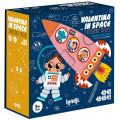 Puzzle - Valentina in Space 0