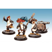 Briskars - Mercenaires - Mercenary Pinguins V2