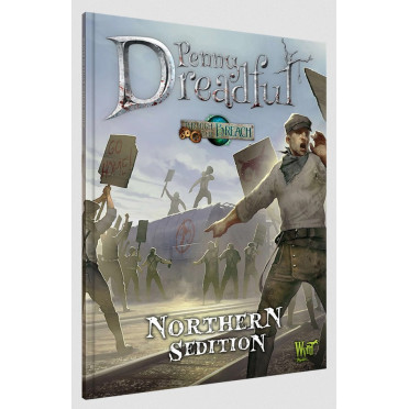 Malifaux - Through The Breach - Penny Dreadful - Northern Sedition