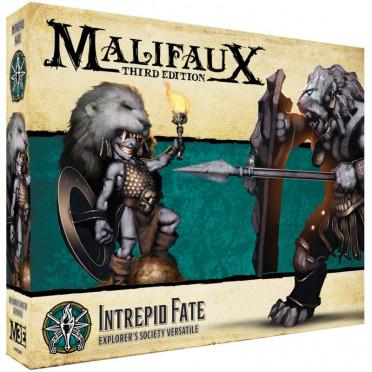 Malifaux 3E  - Explorer's Society- Intrepid Fate