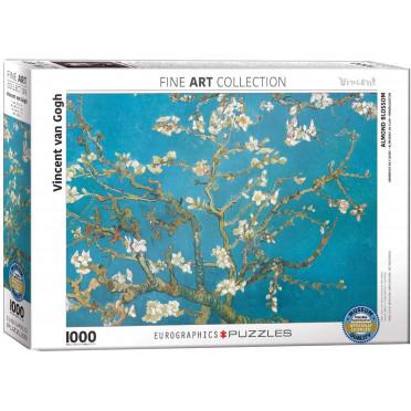 Puzzle - Vincent Van Gogh - Amandier en Fleur - 1000 Pièce