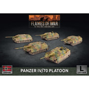 Flames of War -  Panzer IV/70 Platoon