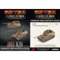 Flames of War - Hornisse Tank-Hunter Platoon 1