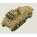 Flames of War - Panzerwerfer 42 Battery 3