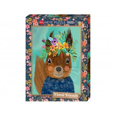 Puzzle - Sweet Squirrel - 1000 Pièces