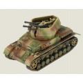 Flames of War - Armoured AA Tank Platoon 4
