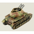 Flames of War - Armoured AA Tank Platoon 5