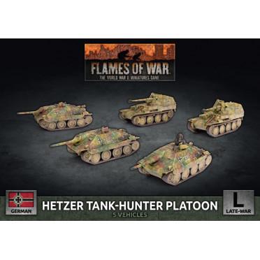 Flames of War - Hetzer Tank-Hunter Platoon