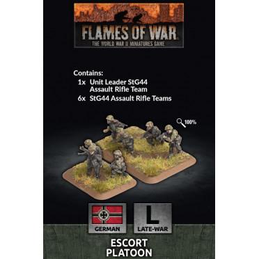 Flames of War - Escort Platoon