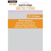 "Sleeve Kings - ""Super Large"" - 102x127mm - 110p"