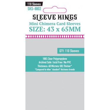 Sleeve Kings - Mini Chimera Card - 43x65mm - 110p