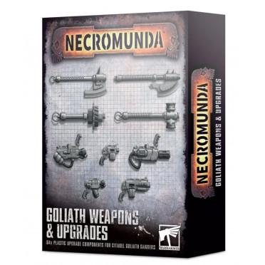 Necromunda : Armes et améliorations Escher