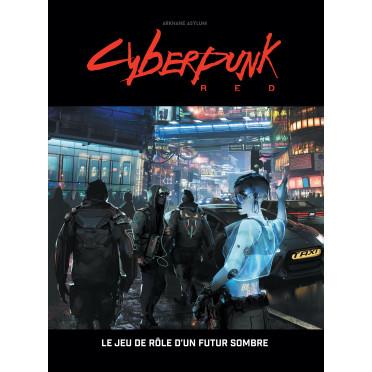 Cyberpunk RED - Livre de base