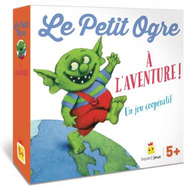 Le Petit Ogre à l'aventure !
