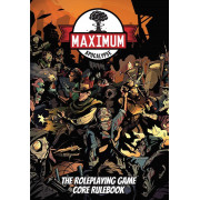 Maximum Apocalypse RPG - Core Book