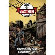Maximum Apocalypse RPG - Gamemaster Guide