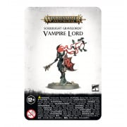 Age of Sigmar : Soulblight Gravelords- Vampire Lord