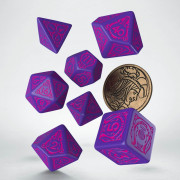 The Witcher Dice Set - Dandelion - The Conqueror of Hearts