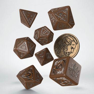 The Witcher Dice Set - Geralt - Roach's Companion