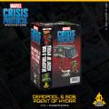 Marvel Crisis Protocol - Scarlet Witch & Quicksilver 0