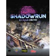 Shadowrun 6 - Ecran du meneur de jeu + livret + fiches prétirés