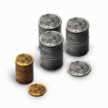 Pax Viking Metal Coins