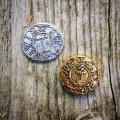 Pax Viking Metal Coins 1