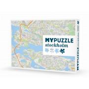 Mypuzzle Stockholm - 1000 Pièces