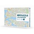 Mypuzzle Stockholm - 1000 Pièces 0