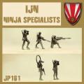 Dust - Ninja Specialists 0