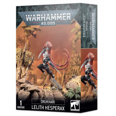W40K : Drukhari - Lelith Hesperax