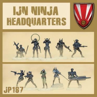 Dust - Ninja Headquarters
