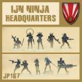 Dust - Ninja Headquarters 0