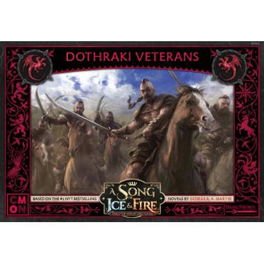 Le Trône de Fer : le Jeu de Figurines - Vétérans Dothraki