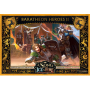 Le Trône de Fer : le Jeu de Figurines - Héros Barathéon 1