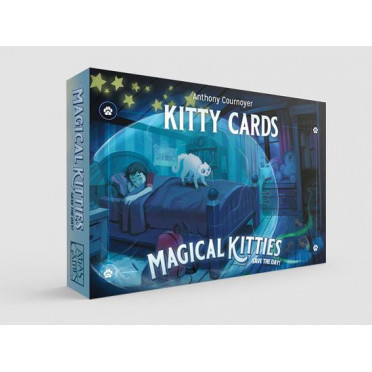 Magical Kitties Save the Day Kitty Cards